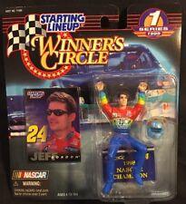 Jeff Gordon Winner's Circle Starting Lineup 4in. Figure New 1999 Nascar Champion