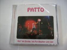 PATTO - ROLL 'EM SMOKE 'EM PUT ANOTHER LINE OUT - CD SIGILLATO 2017