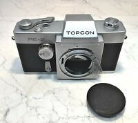 TOPCON RE-2 Tokyo Kogaku Vintage 35mm SLR Camera BODY ONLY FOR DISPLAY/PARTS