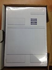 500 A4 Sage Compatible Factura en láser papel « precintan » 100gsm libre 24 h del