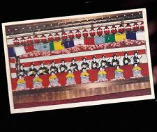 Asahido Japanese Postcard- Japanese Women Musicians Vintage