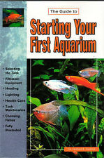 Setting Up Your First Aquarium by Herbert R. Axelrod 1999 Brand New Free UK Post
