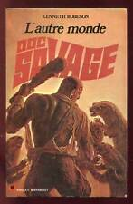 KENNETH ROBESON: DOC SAVAGE N°25. MARABOUT. 1967.