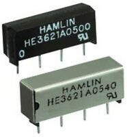 Hamlin HE422C5190 Reed Relay, 1 Pack of 10 Units