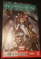 GUARDIANS OF THE GALAXY # 1 NM+ VARIANT ADI GRANOV LIMITED EDITION COMIX NOT 2 3