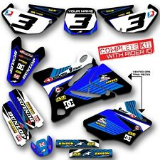 2015 YAMAHA YZ 85 MOTOCROSS GRAPHICS YZ85 DIRT BIKE DECALS 21 MIL THICK