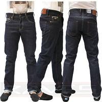 Men's Selvedge Premium Designer Denim Jeans Slim Fit  Emporio Seven VEGAS