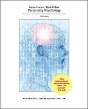 Personality Psychology: Domains of Knowledge About Human Nature by David M. Buss, Randy J. Larsen (Paperback, 2013)