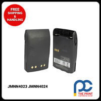 New JMNN4023 JMNN4024 Battery MOTOROLA GP328+ GP338+ GP388 GP638+ GP644 GP688