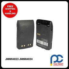 New JMNN4023 JMNN4024 Battery MOTOROLA GP328+ GP338+ GP388 GP638+ GP644 GP688
