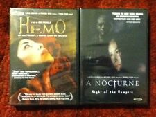 Hemo with Pamela Price + A Nocturne : Two New / Unopened Troma DvD