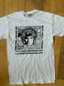 Vintage SOHO music (T shirt label size S)
