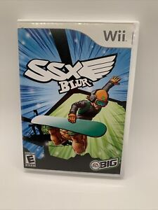 SSX Blur (Nintendo Wii, 2007) Complete with Manual Tested Working Clean!