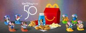 McDONALD'S 2021 Disney's 50TH ANNIVERSARY - PICK YOUR TOYS