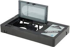 VHS-C a VHS VIDEOCASSETTA CASSETTA Registratore Lettore CONVERTITORE ADATTATORE camcoder * NUOVO