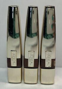 L'Oreal Colour Rich Shine Lip Stain Gloss #192 Everlasting Caramel Lot of 3