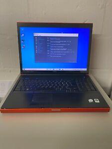 Dell Precision M6400 Core 2 Extreme QX9300 16GB 1TB HDD Nvidia FX3700m Win 10