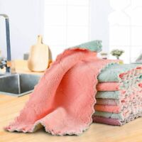 [NEW] 15 Pack Kitchen Cloth Dish Towels, Cleaning Cloths, Premium Dishcloths