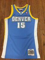 Denver Nuggets Carmelo Anthony Mitchell & Ness NBA Swingman Jersey