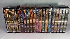 Farscape Dvd Set Seasons 1,2,3 & 4 Complete