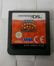GAME ONLY Super Monkey Ball: Touch & Roll (Nintendo DS, 2006)