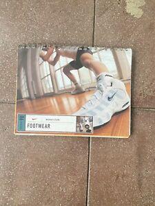 NIKE 1998 HOLIDAY FOOTWEAR CATALOG (MENS + WOMENS)