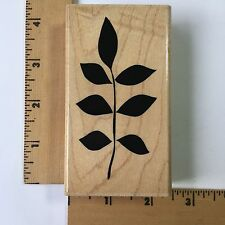Paper Inspirations Rubber Stamp - Leafy Shadow - G10101 - NEW