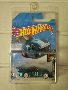 Hot Wheels Porsche 934.5 Super Treasure Hunt In Protector #34 Rare Nightburnerz