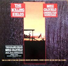 MIKE OLDFIELD - The Killing Fields (ORIGINAL FILM SOUNDTRACK VINYL LP) 2016 NEW