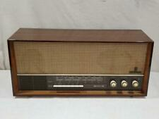 Vintage Grundig 4570U Stereo Shortwave Tube Radio    FREE USA SHIP