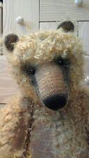 HONEY BUN Huge OOAK Artist Teddy Bear By Beth Anne Martin