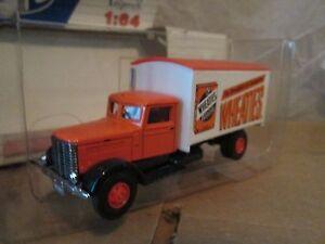 Peterbilt 260 wheaties  delivery truck American Highway Legend 1/64 Hartoy AHL