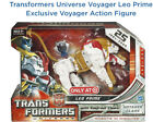 Hasbro Transformers Universe Voyager Class Leo Prime Action Figure NRFB
