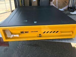 VAN VAULT SLIM SLIDER TOOL SAFE , SECURE VAN TOOL SAFE DRAWER ,,,