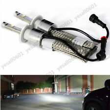 2x H8 H9 H11 252W 25200LM CREE LED DRL Fog Headlight Xenon White 6000K Bulbs Kit