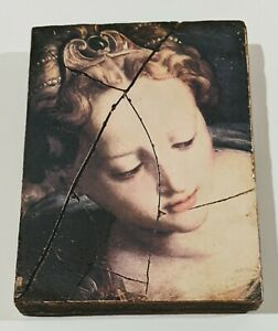 Sid Dickens Memory Block 101 ~ Renaissance Grace ~ Retired Hard to Find