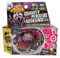 TAKARA TOMY Gravity Perseus Destroyer AD145WD Metal Beyblade BB-80 USA SELLER