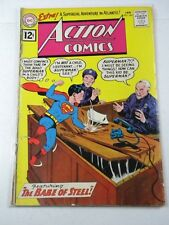 Action # 284 1962 Silver Age Vg/Fn Dc Comics +