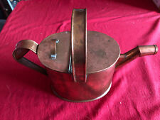 Antique Copper Watering Can Victorian style