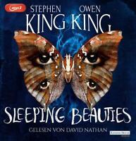 SLEEPING BEAUTIES (SA) - NATHAN,DAVID  3 MP3 CD NEW