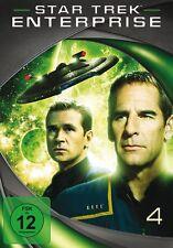 6 DVDs *  STAR TREK - ENTERPRISE - Komplett Season / Staffel 4 - MB  # NEU OVP +