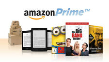 Amazon Prime Subscription TRIAL for 6 month