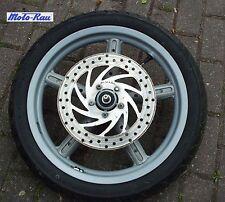 Aprilia Scarabeo 125 Vorderrad Felge Rad Reifen Bremsscheibe Tachoantrieb Achse