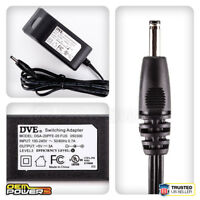 NEW GENUINE DVE DSA-20PFE-05 FUS 050300 5V 3A Switching AC Power Adapter Charger