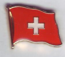Schweiz suisse Svizzera Flaggenpin,Anstecker,Flagge,Pin
