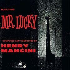 CD de musique pour une ambiance, relaxation Henry Mancini avec compilation