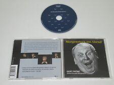 GERT FRÖBE/REZITIERT CHRISTIAN MORGENSTERN(KEIN & ABER 9783036911311) CD ALBUM