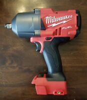 """Milwaukee M18 FUEL 1/2"""" High Torque 1400 ft-lb Impact Wrench, Bare Tool #2767-20"""