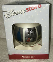 NYC NEW YORK DISNEY STORE EXCLUSIVE MICKEY MOUSE NYC CHRISTMAS ORNAMENT