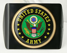 US ARMY EMBLEM HITCH COVER - MADE IN USA!!